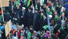 Ashura Manifestation - Stockholm 2013